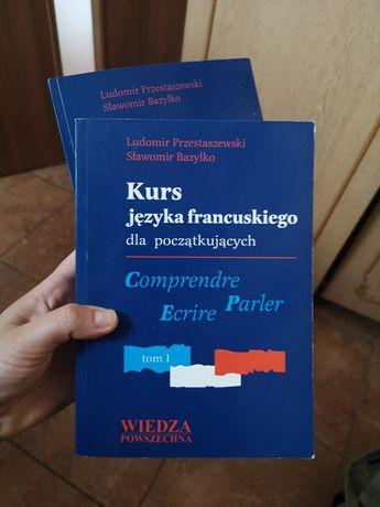 Kurs języka francuskiego dla początkujących Przestaszewski Bazylko