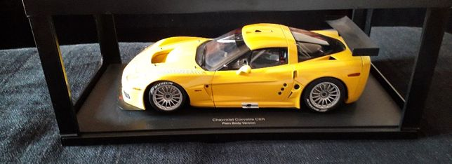 Corvette C6R Autoart 1/18