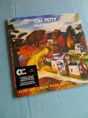 Tom Petty Into The Great Wide Open Winyl / folia /