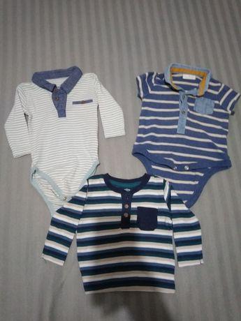 Body niemowlęce, bluzka niemowlęca 56