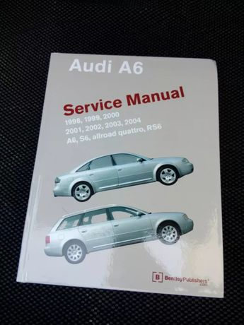 Service Manual Audi A6 Bentley Publishers Manual Técnico
