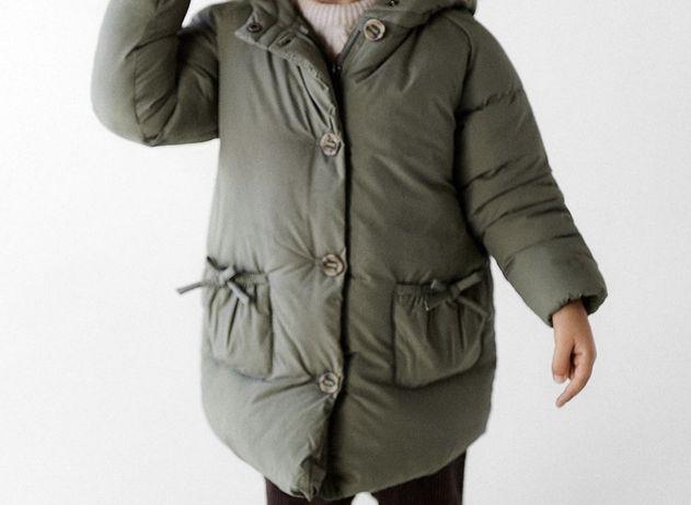Продаю зимову куртку Zara 92 розмір