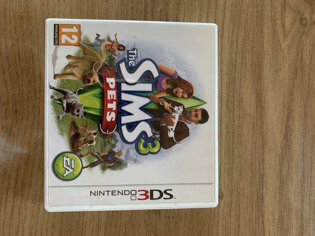 The Sims 3 Pets para a Nintendo 3DS