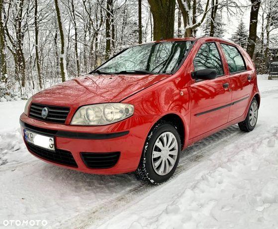 Fiat Punto 1.2i 60KM benzyna. Klimatyzacja. Salon Polska. Zadbany.