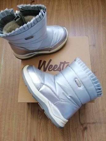 Weestep зимові чобітки 25 розмір
