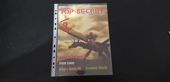 Top Secret Czasopismo