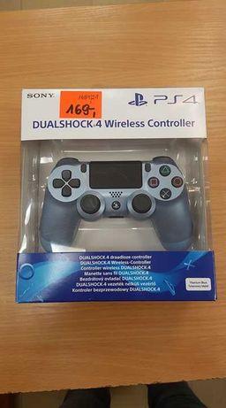 Oryginalny Pad Sony DualShock 4 TITANIUM BLUE !
