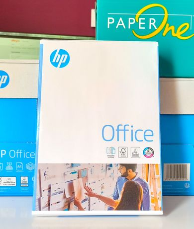 Papier ksero A4 HP taniej niz w sklepie