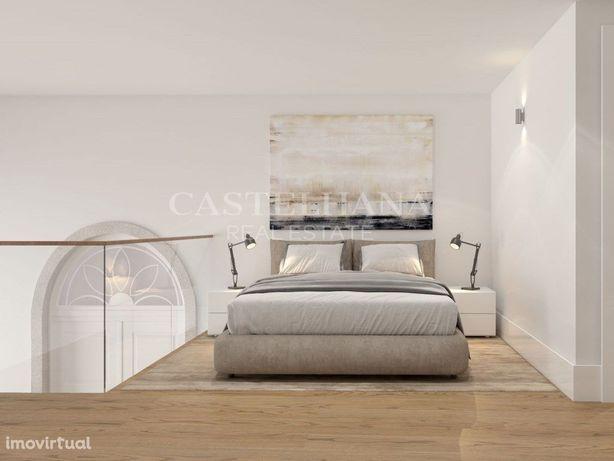 Apartamento T2 na encosta da Serra do Pilar, Vila Nova de...