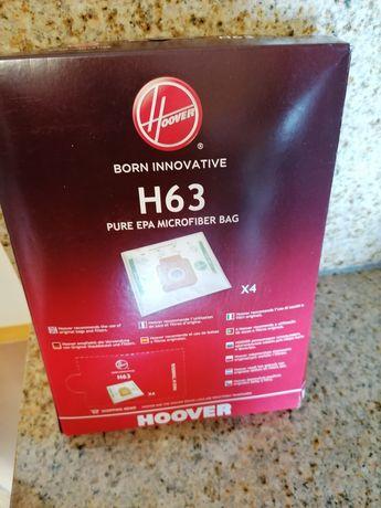 Sacos de aspirador hoover H 63 pure epa