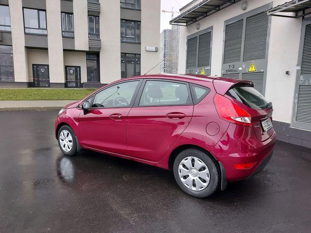 Ford fiesta 1.4 автомат 87 тыс км официальная машина, не битая