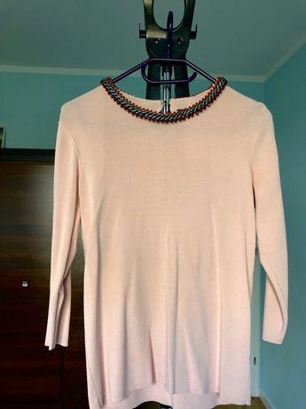 Sweter 3/4 Zara