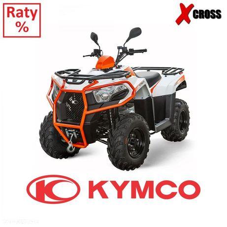 Kymco MXU 300 New z Homologacją Raty Dostawa Gwarancja 2 lata
