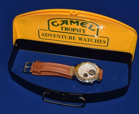 Relógio Camel Trophy Swiss Made