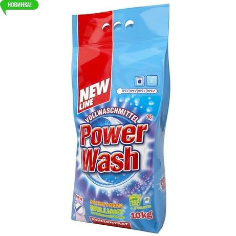 Пральний порошок Power Wash Universal 10 кг