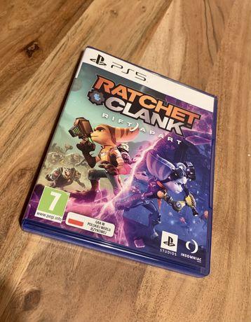 Gra Ratxhet & Clank Rift Apart - PS5 - Wroclaw