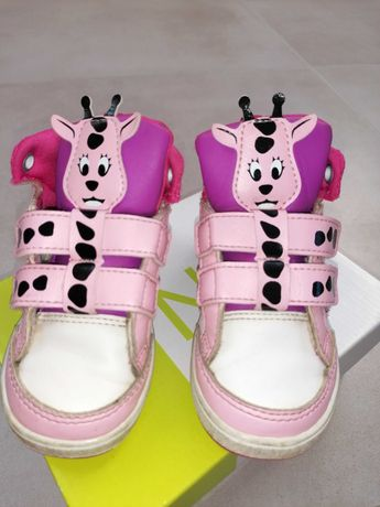 Adidasy dla dziewczynki r 21