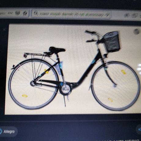 Nowy Aluminiowy rower niemieckiej firmy MIFA