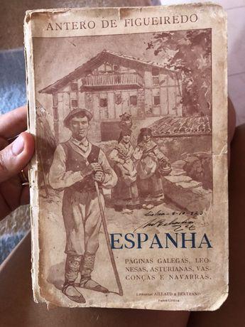 1923 ESPANHA | Antero de Figueiredo (2a edição) Portes Gratuitos