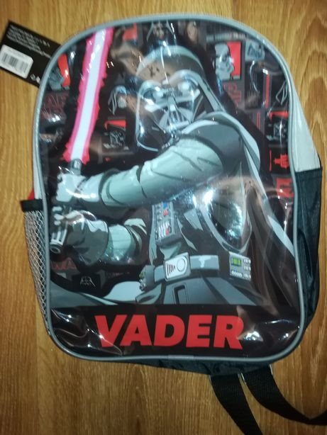 Mały nowy plecak dziecięcy Star Wars