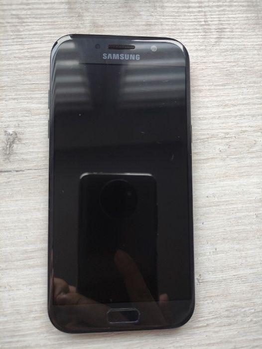 Samsung Galaxy A5 2017 czarny Mrągowo - image 1