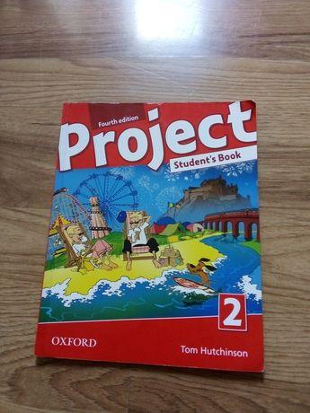 Podręcznik do nauki języka angielskiego Project
