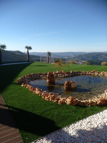 Serviços de jardinagem; sistemas de rega mt profissionalismo