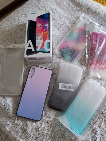 Conjunto capas para telemóvel Samsung