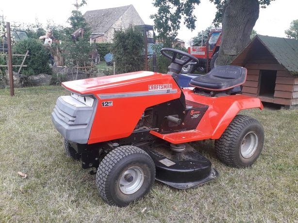 Kosiarka traktorek Craftsman