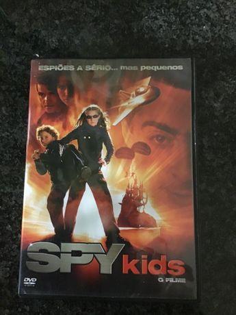 Spy Kids - O Filme DVD