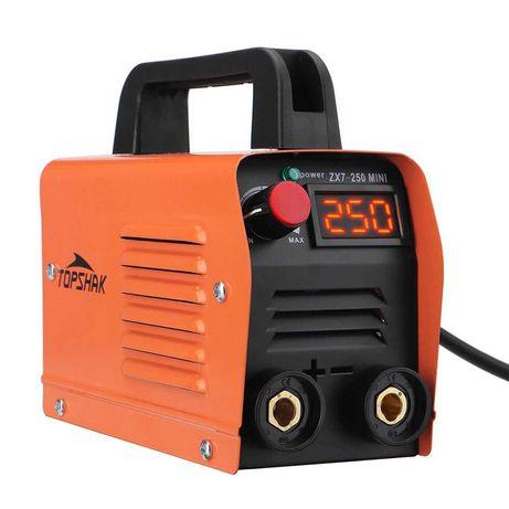 [NOVO] Máquina de Soldar Inverter • 250A • Potência Regulável
