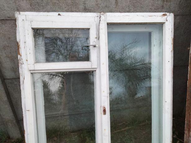 Okna drewniane stare