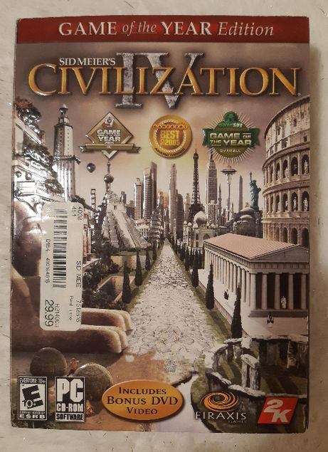 Sid Meier's Civilization IV – Game of the Year Edition