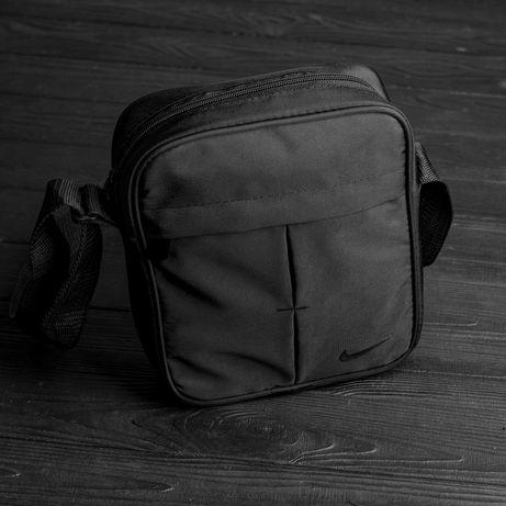 Мужская повседневная сумка через плечо Nike барсетка мессенджер