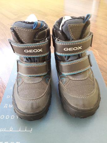 Зимние сапоги Geox, зимние ботинки, 26 размер