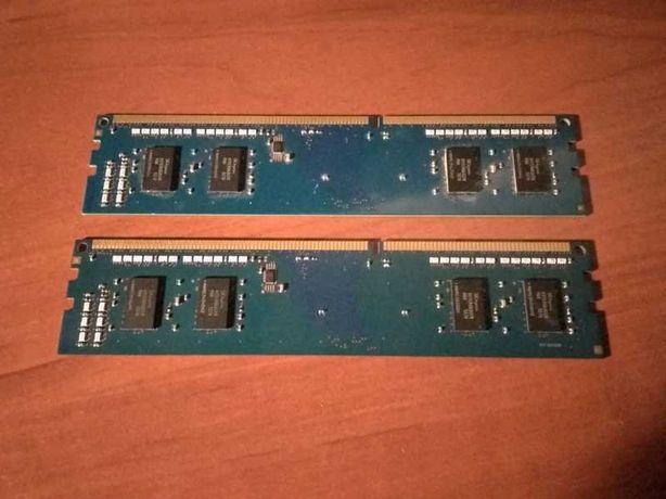 ОЗУ DDR3 2Гб 1600МГц 2шт. (2х2)