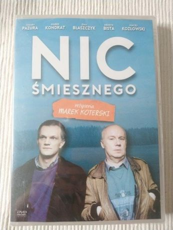 Nic Śmiesznego Film DVD - Nowy w folii