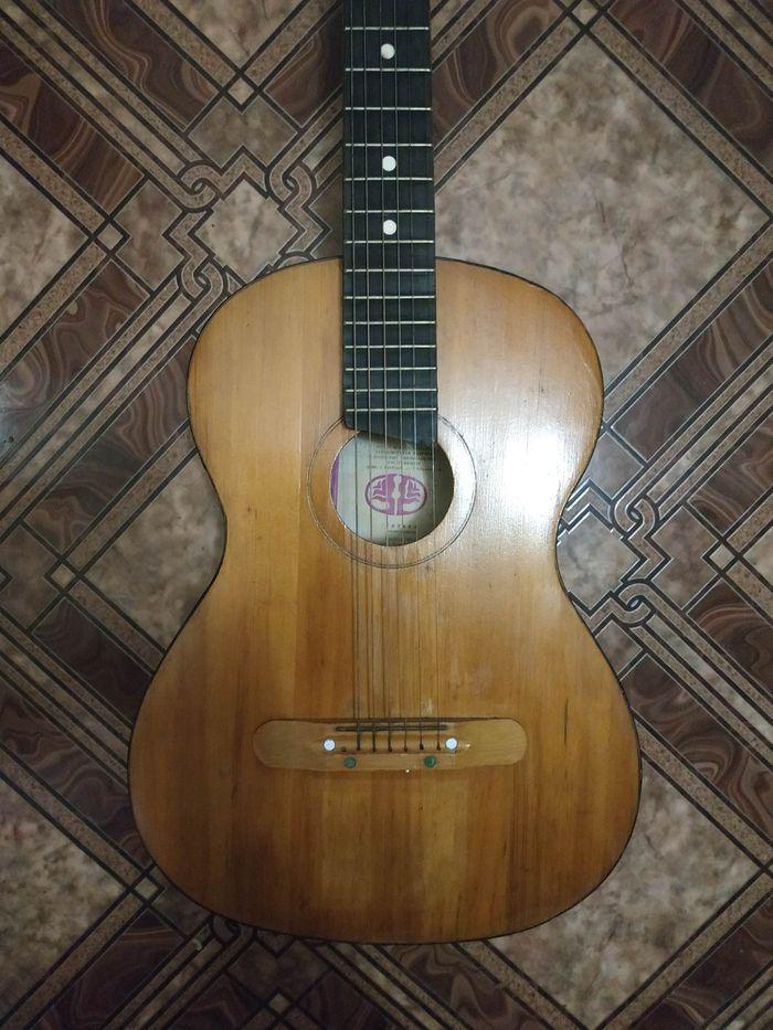 Куйбышевская гитара 7/8 размера Харьков - изображение 1