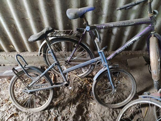 Велосипеди та рами