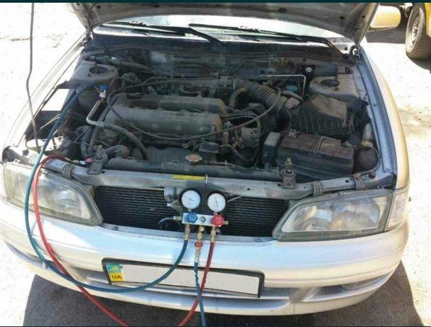 Заправка автомобильных кондиционеров, полировка авто и оптики