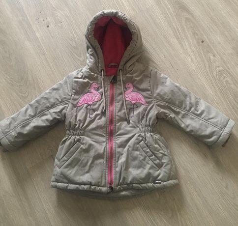 Куртка для дівчинки  Bembi