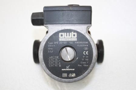 Насос циркуляционный Grundfos UPS 15-50 130 насос для отопления