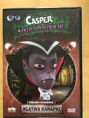 Casper. Szkoła postrachu film DVD