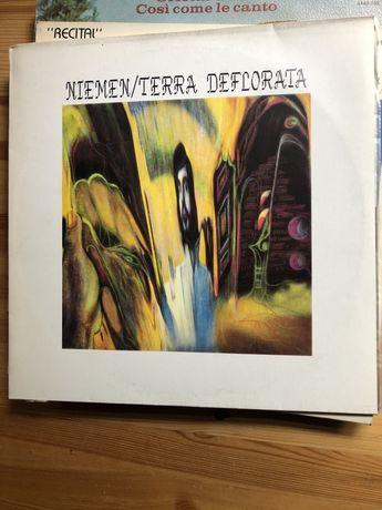 Płyta winylowa Czesław Niemen Terra Deflorara