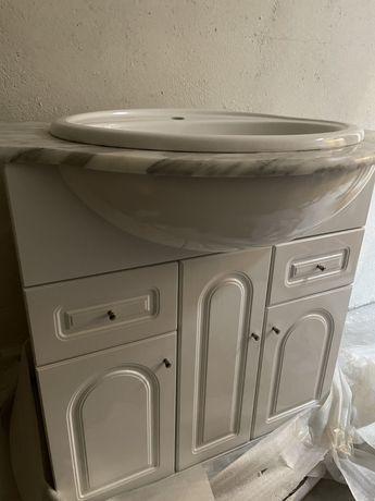 """Móvel wc com lavatório sanidusa"""""""