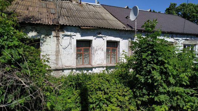 Часть жилого дома