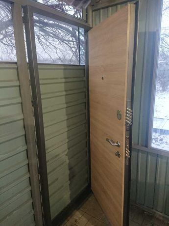 Входные металлические двери Краматорск