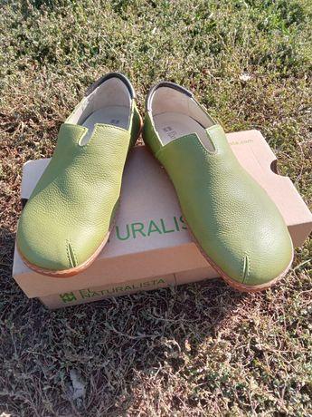 Продам  Новую обувь коженую Размер 39 Натуралист  подошва ковчуг