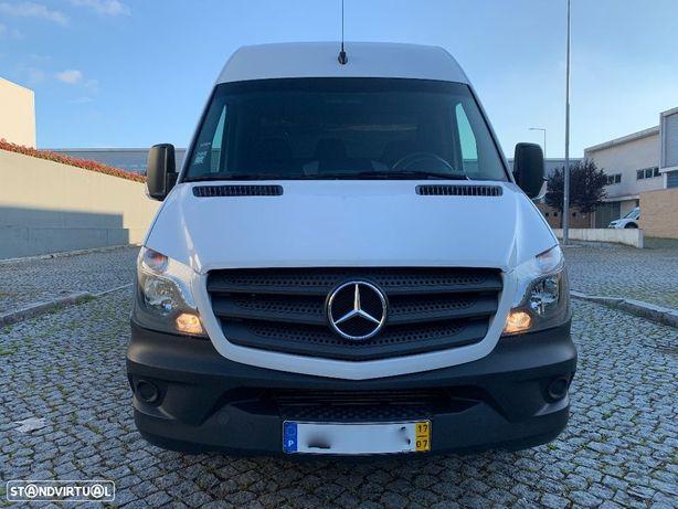 Mercedes-Benz Sprinter 316 Cdi Frio Bi-Temperatura