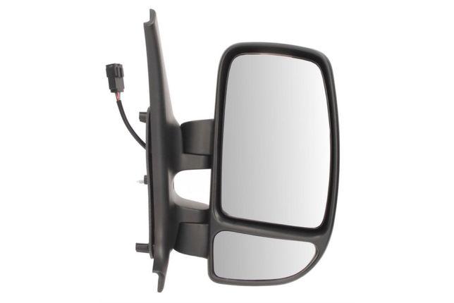 Зеркало renault master 03-10 з датчиком, вкладыш бампер перед
